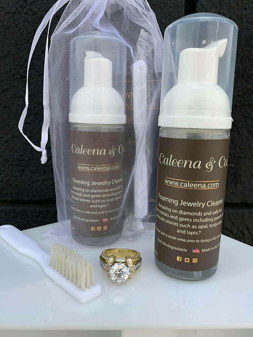 Foaming Jewelry Cleaner
