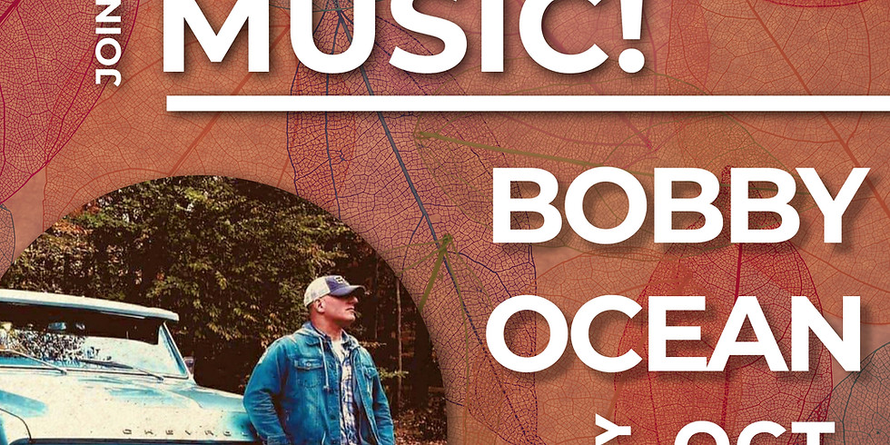 Live Music by Bobby Ocean