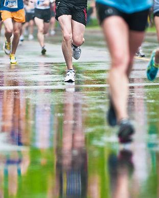 Running händelse eller Marathon