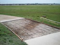 Concrete Repair Along Runway