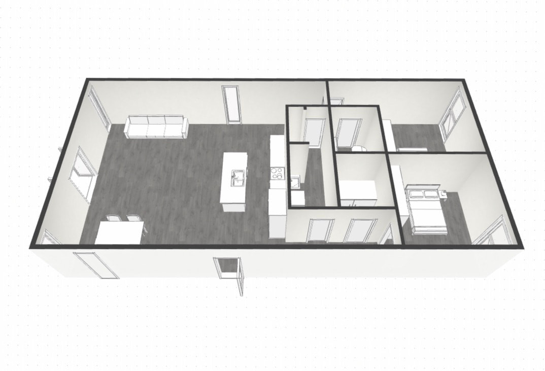 TWO BED/ TWO BATH