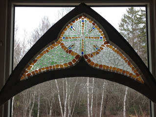 Just Finished another Church window