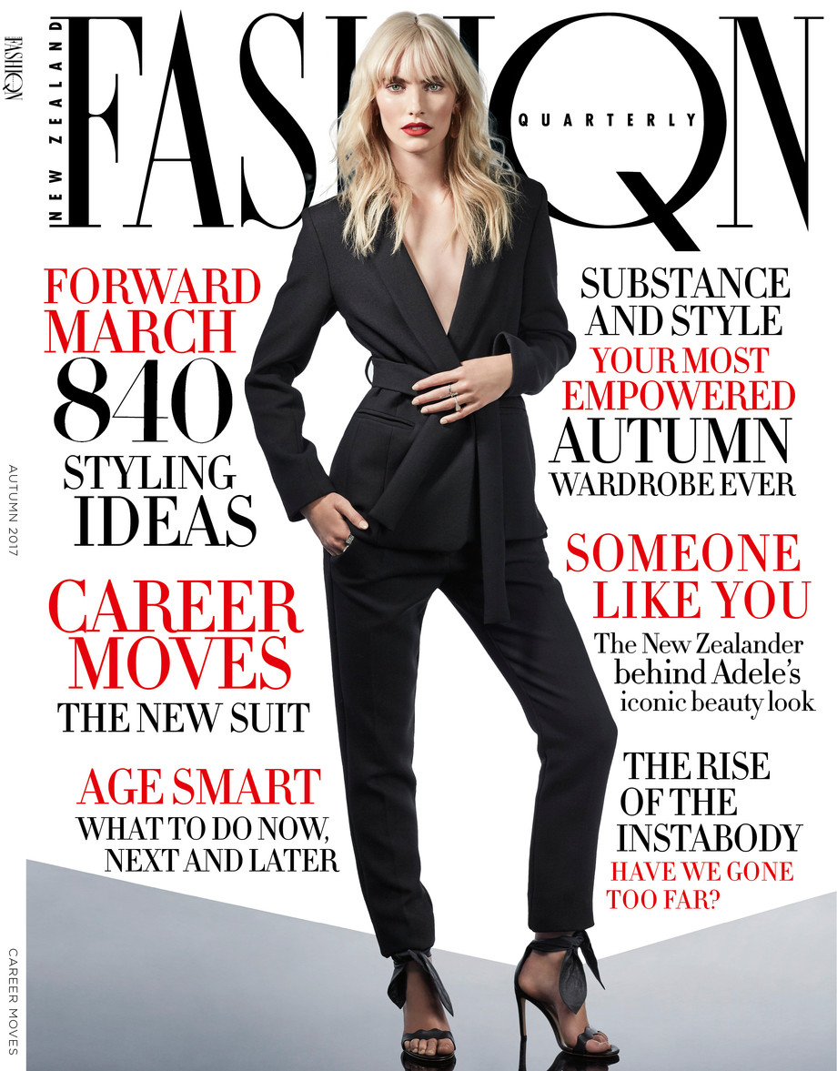 FASHION QUARTERLY NZ GIVES ILES FORMULA THE TICK OF APPROVAL