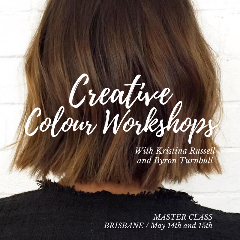 CREATIVE COLOUR WORKSHOPS -MELBOURNE - SYDNEY - BRISBANE