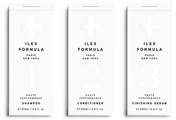 Iles Formula 3-Step System