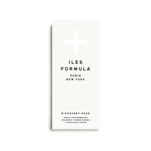 ILES FORMULA DISCOVERY + TRAVEL PACK