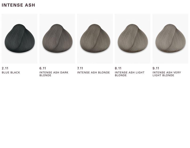INTENSE ASH