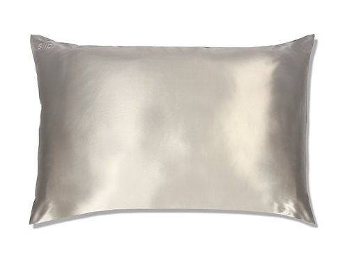 QUEEN PILLOWCASE - SILVER