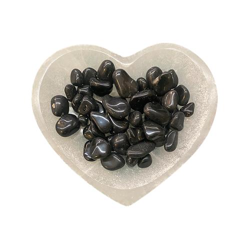 Obsidian Tumbled One Stone