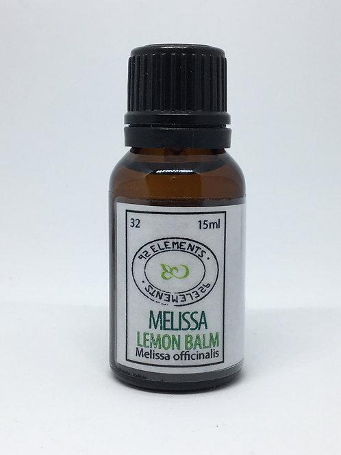 Melissa (Bálsamo de limon) Aceite Esencial (Melissa Officinalis)
