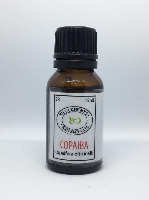Aceite Esencial de Copaiba (Copaifera officinalis)