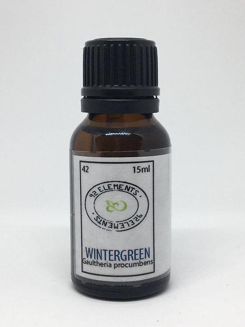 Aceite esencial de gaulteria (Gaultheria procumbens)
