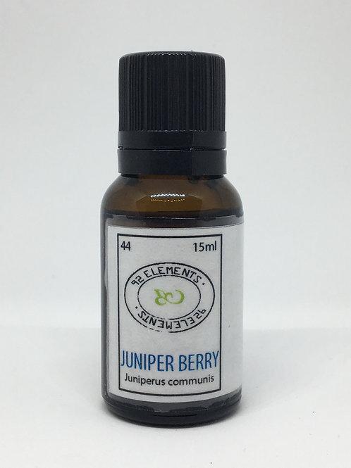 Aceite esencial de bayas de enebro (Juniperus communis)