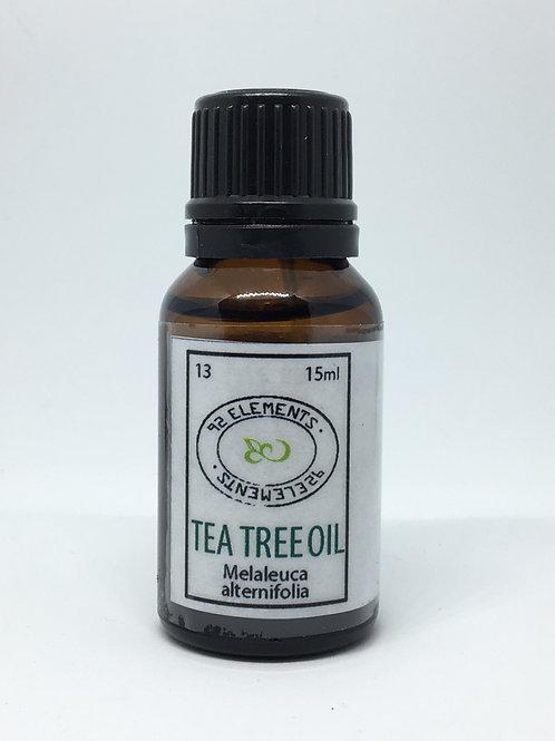 Aceite esencial de árbol de té (Melaleuca Alternifolia)