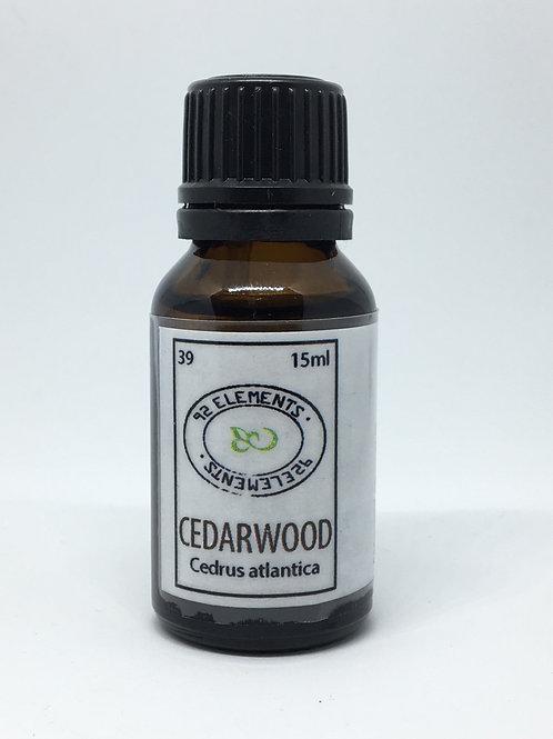 Aceite esencial de cedro Atlas