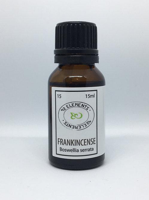 Aceite esencial de incienso (Boswellia serrata)