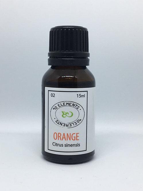 Orange Essential Oil (Citrus Sinesis)