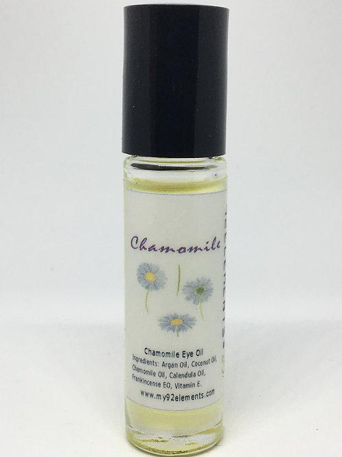 Chamomile under eye oil