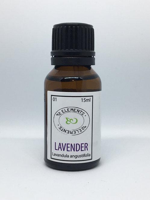 Lavender Essential Oil (Lavendula angustifolia)