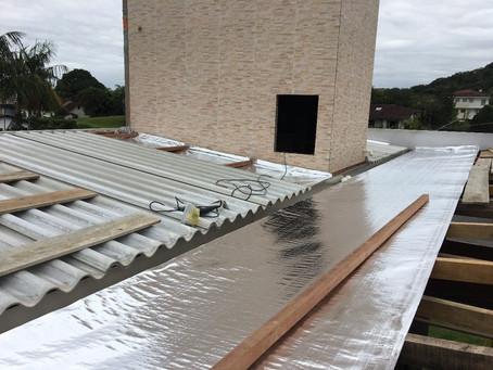 Proteja seu Telhado com Mantas Durafoil