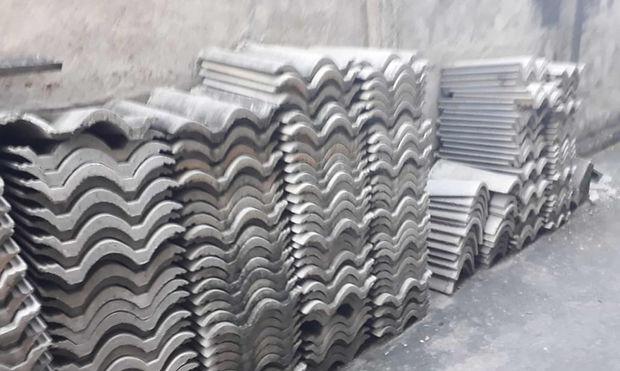 telha de concreto