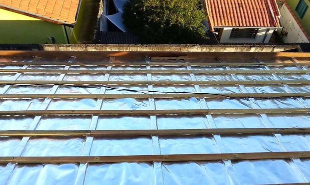 subcoberturas para telhados