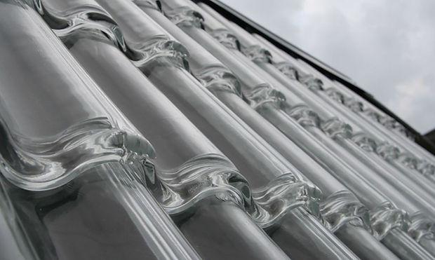 telha translucida e de vidro