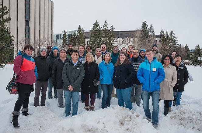 Birss Research Group Photo