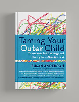 Taming your outer child - Susan Anderson