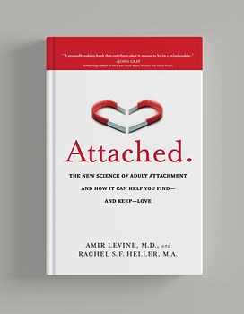 Attached - Amir Levine and Rachel S. F.