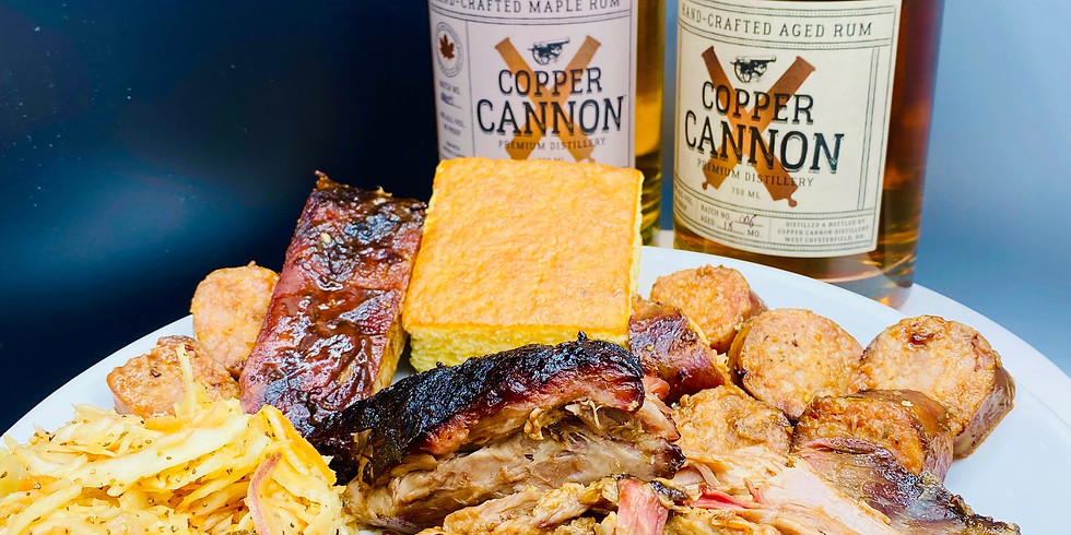 Father's Day - Dig In & Drink Up!