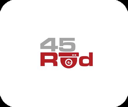 45Red logo framed.png