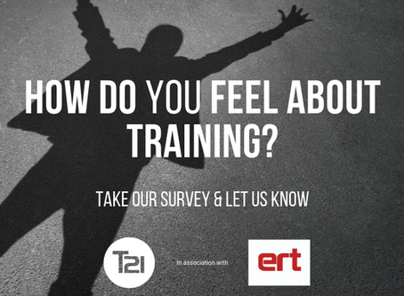 T21 Training Survey!
