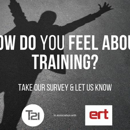 T21 Training Survey!