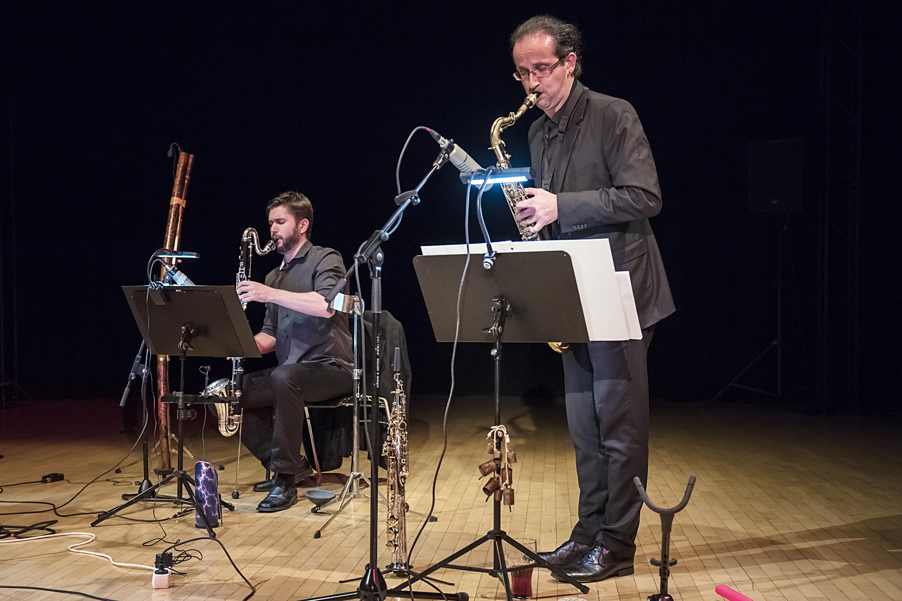 Jan Balaz und Werner Reiter