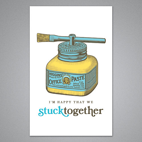 Breathless Paper Co. - Stuck Together