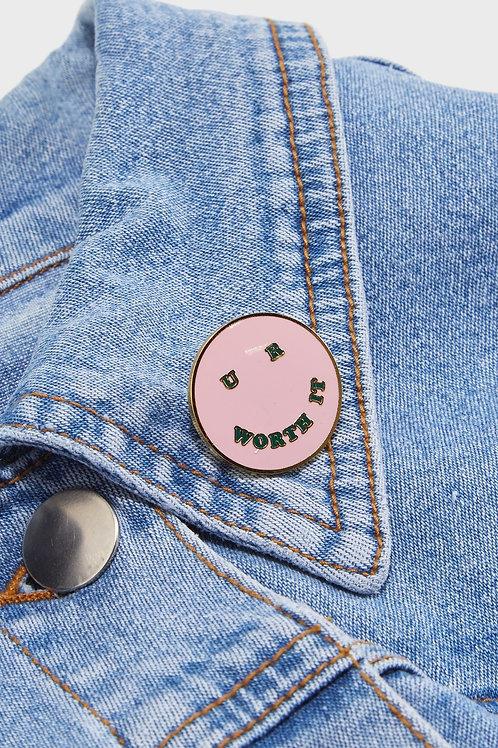 Bando - U R Worth It Pin