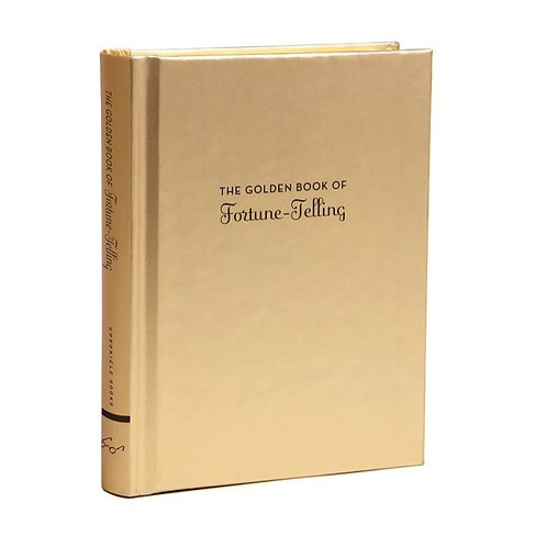 Chronicle Books - The Golden Book of Fortune Telling