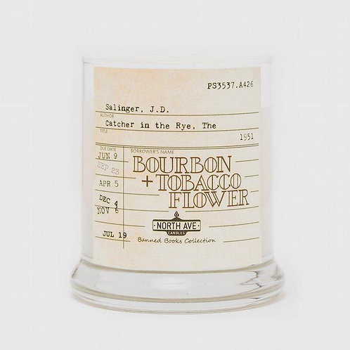 North Ave - Catcher in the Rye Candle