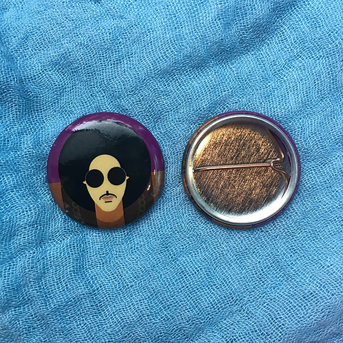 Ephemera - Prince Button