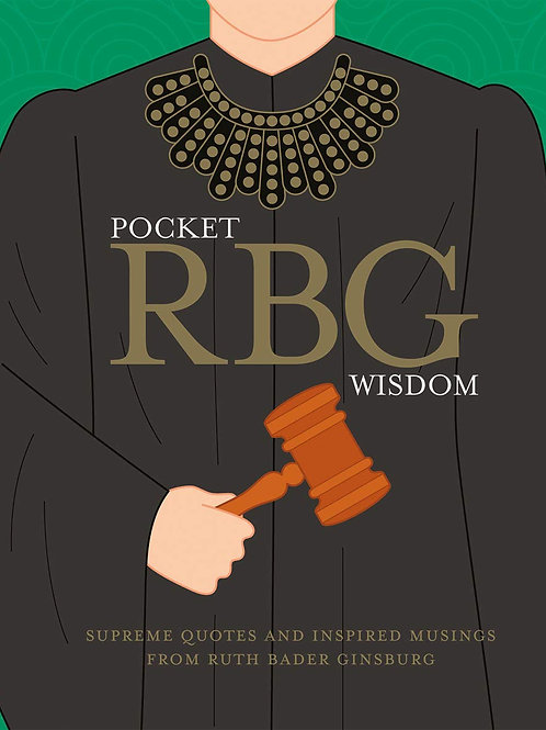Hardie Grant Books - Pocket RBG Wisdom