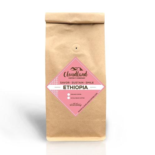 Cloudland Coffee - Ethiopia Blend