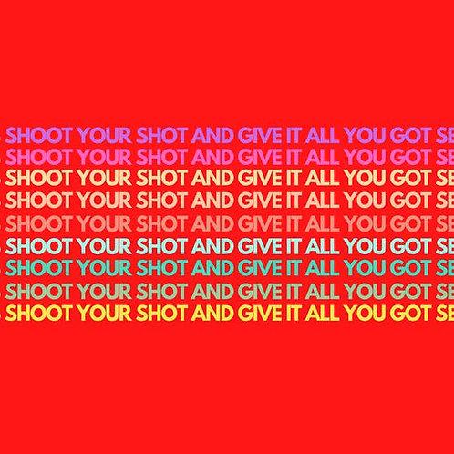 Shannon Cohen - Shoot Your Shot Card