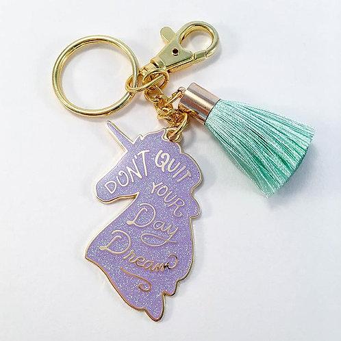 Little Arrow - Unicorn Daydreams Keychain