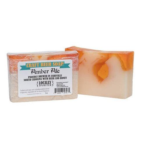 Essential Journeys - Amber Ale Beer Soap
