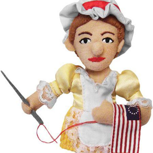 Unemployed Philosophers - Betsy Ross Magnetic Personality