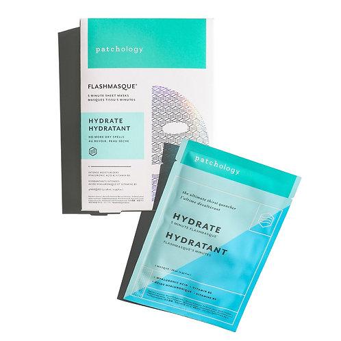 Patchology - Hydrate 5 Minute Sheet Mask