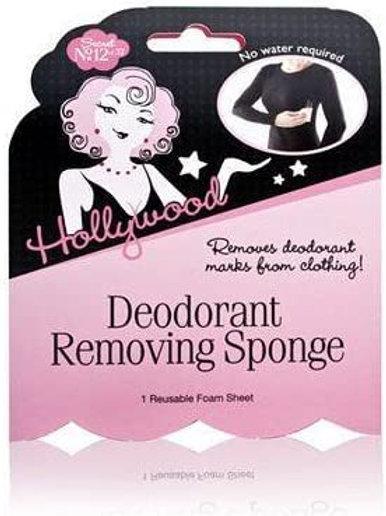 Hollywood Fashion Secrets - Deodorant Removing Sponge