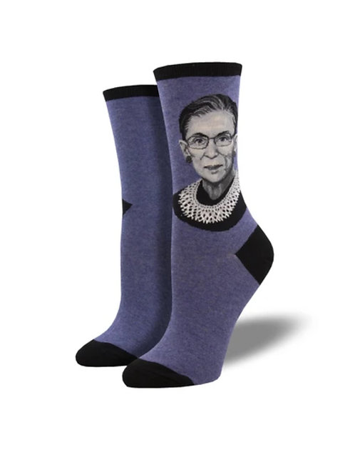 Socksmith - RBG Portrait Socks