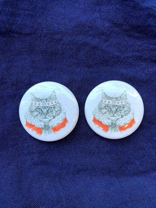 ShopAberleigh - Cat Buttons